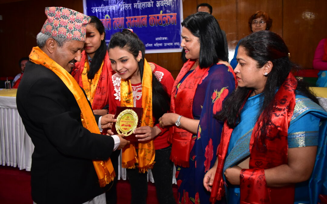 Laxmi Kapri, an Exemplary Empowered woman of Taklung – Education is a key to the door of all the dreams.